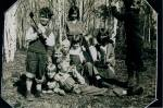 Chisholm/Buhl Young Pionneers 1929 Mesaba Park.  Children's fun and instructional group in affliation with the local Communist Party.